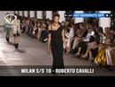 Milan Fashion Week Spring/Summer 2019 - Roberto Cavalli | FashionTV | FTV