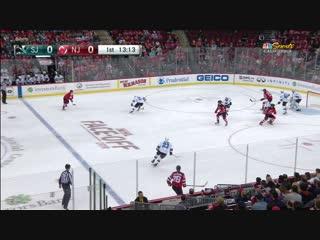 NHL 18/19, RS, San Jose Sharks vs New Jersey Devils [14.10.2018]