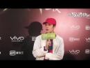 [Видео] 171202 Закулисное интервью Джексона @ iQIYI Scream Night 2018 (англ.саб.)
