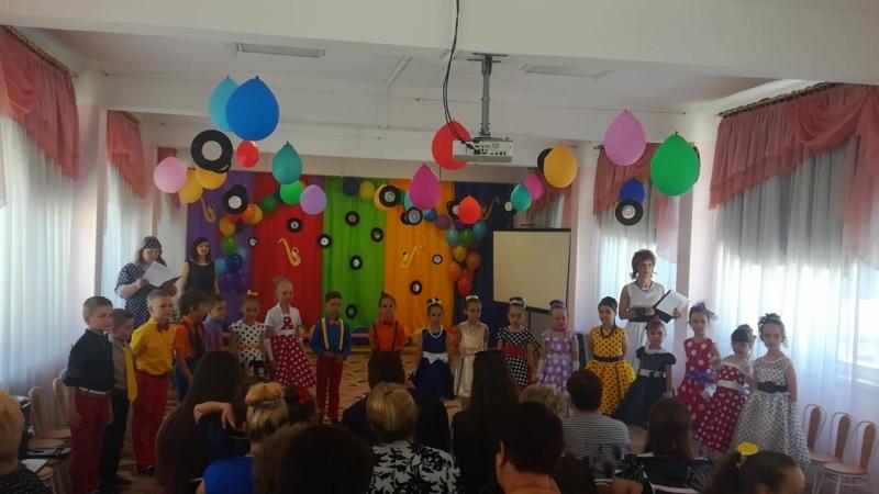 Выпускной в детском саду 47 25мая2018 6