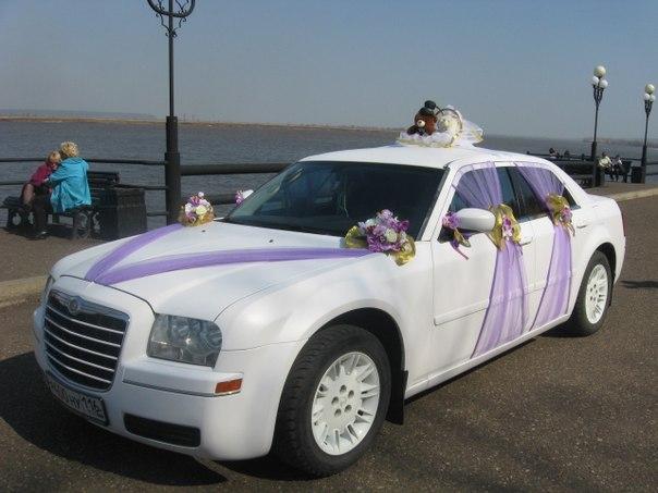 Свадьбу украшения на автомобили vk