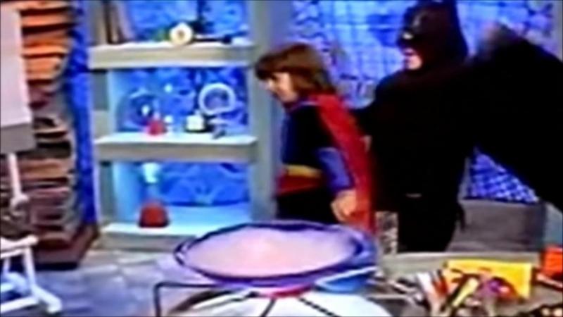 бетмен-педофил против мальчика-супермена в йа макс три дэ