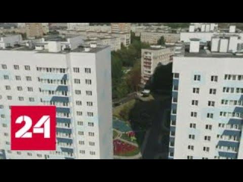 У московских новостроек появятся эко-парковки - Россия 24
