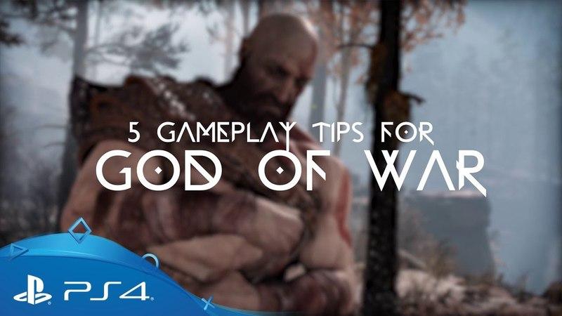 God of War | Советы по игре от Кори Барлога | PS4