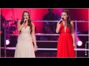 Brittanie Shipway Vs Megan Longhurst: I Know Him So Well | The Voice Australia 2014