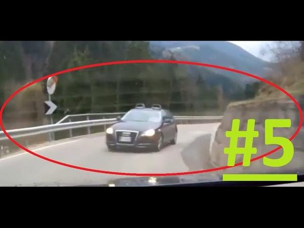 5 INCIDENTI stradali DIRETTA ITALIA 2016 (Driving in Italy)