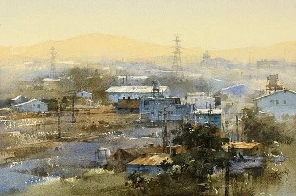 Чиен Чунг-Вей (Chien Chung Wei - современный художник, живет и работает в городе Тайпей (Тайвань), где преподает в школе живописи. Родился в 1968 году, а уже в возрасте десяти лет заявил