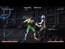 Mortal Kombat X combo Challenge Johny Cage MKX