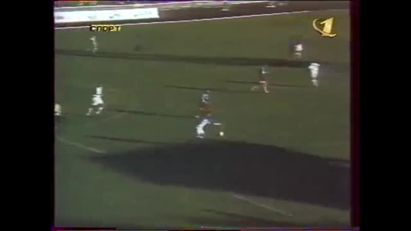 Товарищеский матч. Молдова - Россия (2000)