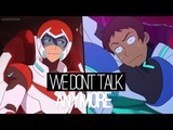 We don't talk anymore Klance