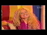 Geri Halliwell - Interview and Bag It Up @ Live Kicking 11.03.2000