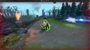Action Dota (Very Early Gameplay Test)