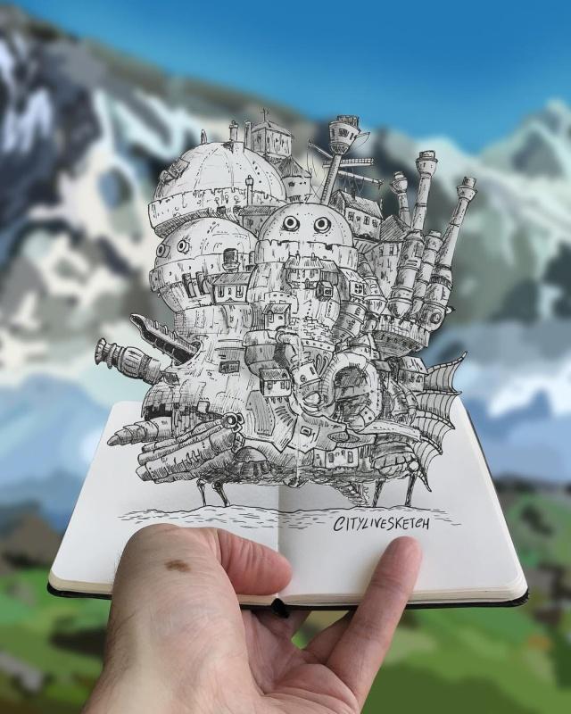 Соединяя фантазию и реальный мир