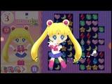 Sailor Moon Drops Usagi Tsukino (New Year Version) 3 max level obtained! (Japanese Version)