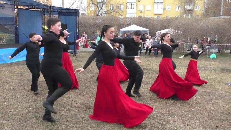 Первая 🔥 Школа кавказских танцев в Екатеринбурге Обучение Лезгинке💃