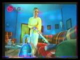 (staroetv.su) Реклама и анонс (ОРТ, 08.11.1999) Orbit, Tefal, Wellaton, Samsung, Хилак форте, Philips, Релиф, Londacolor, LG, Пе
