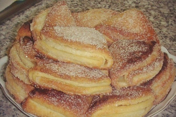печенье из творога быстро и вкусно