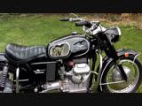 Мотоцикл MOTO GUZZI AMBASSADOR 750, 1969 года