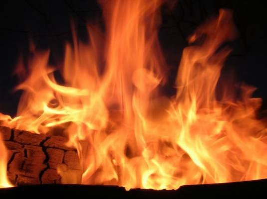 Вогняні емоції в статусах