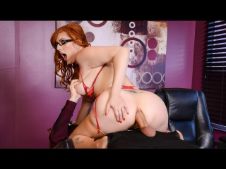 Lauren phillips & danny d [hd 720, anal, big tits, redhead, blowjob, rough sex, work fantasies]