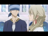 Akagami no Shirayukihime 7 серия Mutsuko Air &amp JackieO Красноволосая Белоснежка 07
