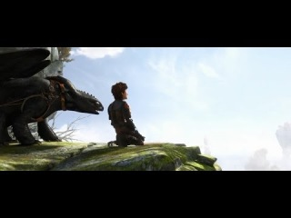 Александр Рыбак - Into A Fantasy (саундтрек к фильму Как приручить дракона 2)