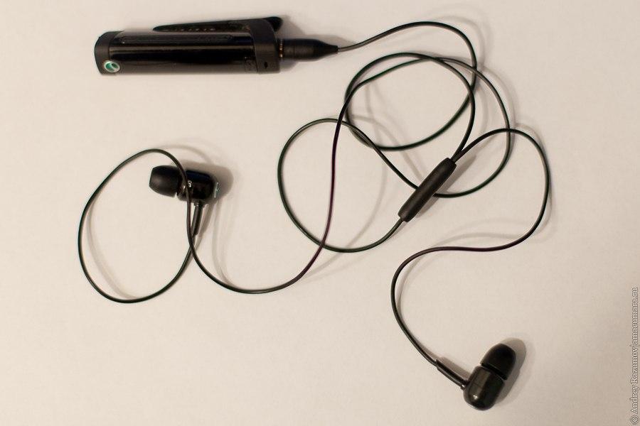 наушники Sony