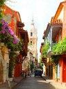 Красивые улицы со всего мира