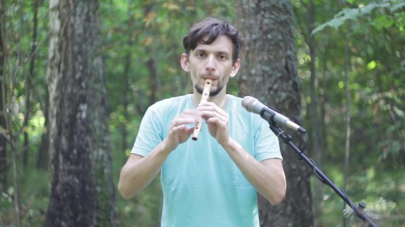 Вистл в Ми-бемоль - Мастерская флейт Гармония Звука. Butterfly