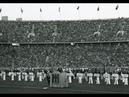 Die Eröffnung der Olympischen Spiele 1936 in Berlin