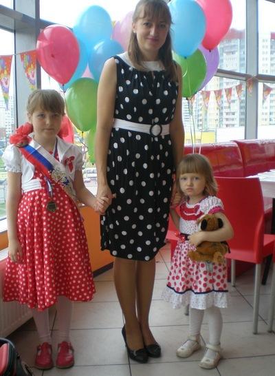 Юлия Нижник, 10 июня , Санкт-Петербург, id705025