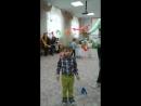 8.03.2018 г. Москва. Первый утренник в детском саду!🦁👼😍 А мама заняла 2 место👏🌹
