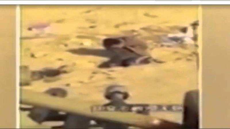 Undefined18 Ужастные кадры расстрела зениткой генерала Северной Кореи