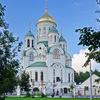Храм Сергия Радонежского в Солнцево