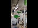 Монтаж линии производства пеллет в Саратове.