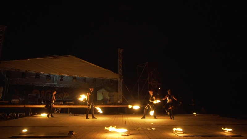 Театр огня FireMagic