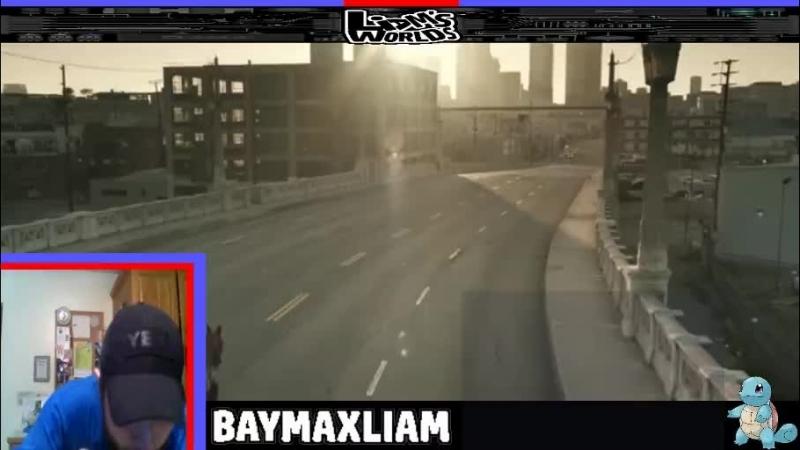 Liam Baymax - live