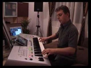 Demo 10 Tyros 3 � Lucian Reut - Muzica populara si de petrecere