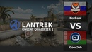 NorBant vs GoodJob - LANTREK CSGO BY LENOVO LEGION ONLINE QUALIFIER 1