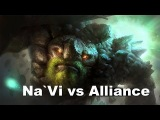 Alliance vs Na'Vi good game Dota 2