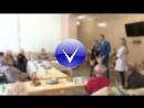 Молодежь Новополоцка посетила больницу сестринского ухода