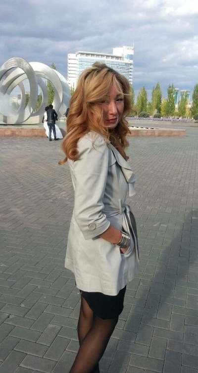 Алтын Султанова, 21 июля 1998, Москва, id142768122