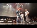 PoppinC prince vs Mo'Higher(HOAN JAYGEE) FINAL POP WDC 2017 FINAL WORLD DANCE COLOSSEUM