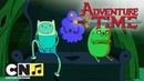 Караоке ♫ Время приключений ♫ Друзья ♫ Cartoon Network