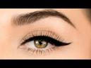 HOW-TO WINGED EYELINER Eyeliner Tutorial Eman