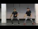 Ek Do Teen Song - Baaghi 2 _ Dance Choreography _ Jacqueline Fernandez _ DXB Dance Studio