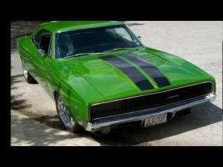 SlamCharger - 1968 Dodge Charger slammed! Coolest Charger Ever?