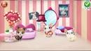 Мультики для детей Мисс Голливуд Веселые игры про собак Уход и Наряды длялюбимых питомцев