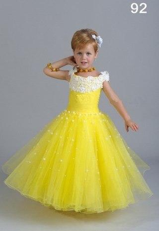 Заказать красивое детское платье