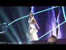 Нюша-Наедине(шоу Девять жизней,Москва, 02.11.16)
